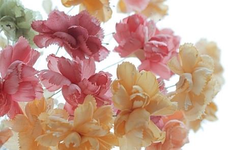布花 カーネーション 母の日