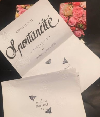 ODRANTES オドラント 市川薔薇園 生花 デモンストレーション