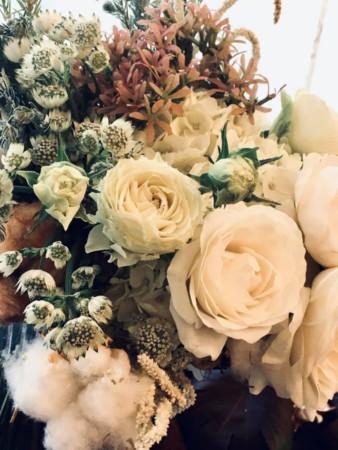 Ken's flower 平井堅 アイシテル フラワーアレンジメント レッスン 神戸 大阪 フラワーアンジェリク