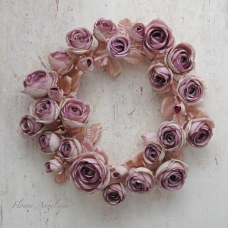 布花 薔薇 ばら リース 神戸 大阪 フラワーアンジェリク