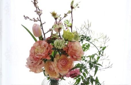 生花 母の日 プレゼント こんなときだからこそ お花でハッピー 癒し 神戸 フラワーアンジェリク